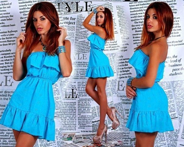 Платье с открытым плечом своими руками 498